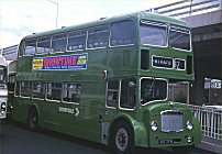 147YFM in NBC green livery
