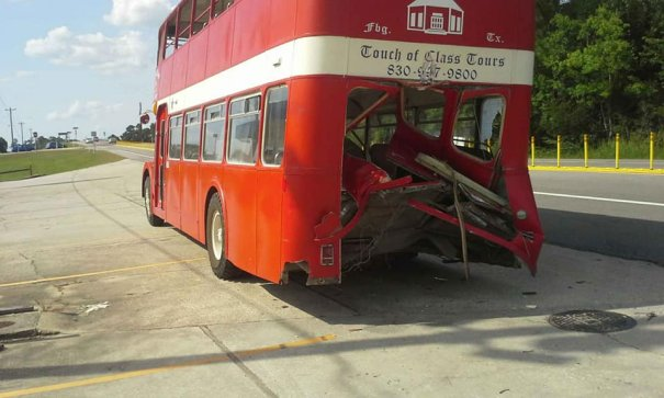 378RNN accident damaged in 2015