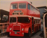 529VRB in NBC red livery