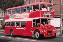530VRB in NBC red livery