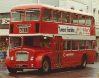 813SHW in NBC red livery