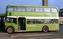 882VFM in NBC green livery