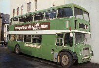 BOD35C in NBC green livery