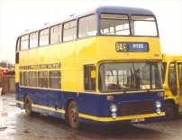 BRF693T with Pennine Blue
