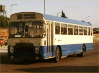 EHU383K with Northern Bus