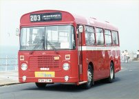 FBV271W as Betty's Bus with Ribble