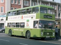 FKM876V in Maidstone & District livery