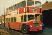 FPM73C in Brighton, Hove & District livery
