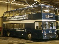 FRB210H in NBC blue livery