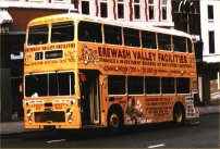 FRB210H in Erewash Valley Facilities overall advertising livery