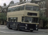 GOG642N with West Midlands P.T.E.