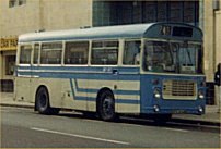 GPD304N with Blue Lake Coaches