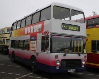 GRF709V preserved in Barbie 2 livery