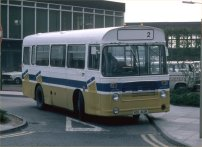 HDL412N with British Caledonian