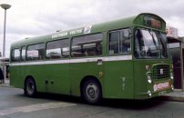 HDL412N in NBC green livery