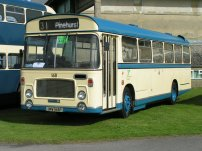 JMW168P preserved in Thamesdown livery