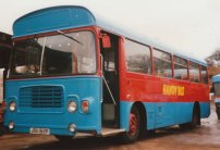 JOU162P with Handy Bus
