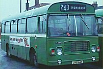 JOU164P in NBC green livery