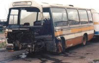 KGR491N with accident damage in 2007