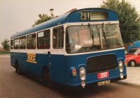 KPA347P in Teeside livery