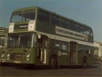 LEU256P in NBC green livery
