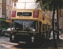LEU256P in Guide Friday livery