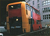 LEU265P in City Rider livery