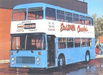LHT728P with Eastville Coaches