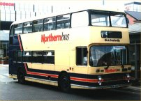 MDM284P with Northern Bus