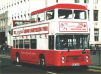 MDM284P with the Original London Sightseeing Tour