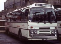 NDP70M in NBC white coach livery