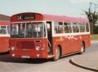 OCA622P with Red Bus Services