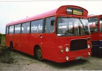 OCA622P in Lewis red livery