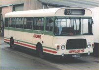 OFB968R in Appleby livery