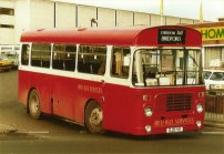 OJD14R with Red Bus Services