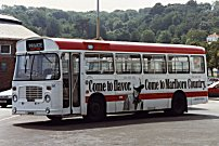 OJD46R with Guernseybus in Marlboro allover livery