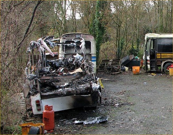 OJD51R burnt out in 2007