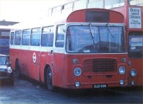 OJD63R with London Transport