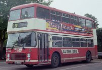 ONH928V in Luton & District livery