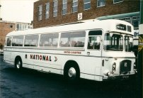 ORP273F in National coach livery