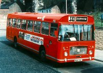 PHN178L in NBC red livery