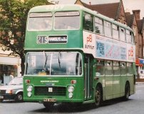 PKE809M with Maidstone & District