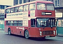 PWY41W in NBC red livery