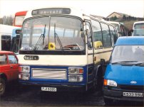 RYS943R in Caradon Riviera livery
