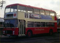 SNJ591R in Hedingham & District livery