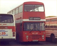TFN980T in NBC red livery