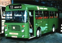 TPJ59S in NBC green livery