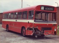 UED572J with accident damage