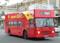 VDV139S in City Sightseeing livery