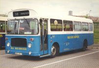 WAE187T with Blue Bus Services